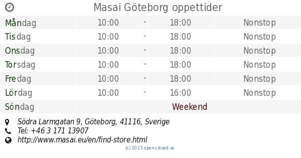 Masai Göteborg