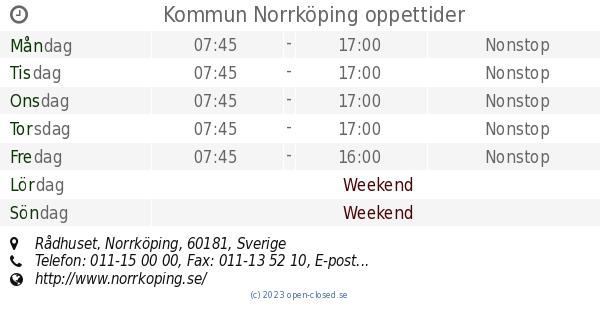 epost norrköping kommun
